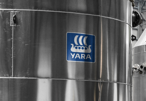 Yara Scrubber tower