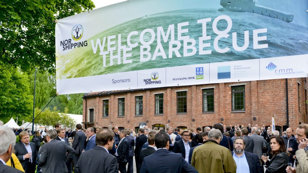 Barbeque norshipping