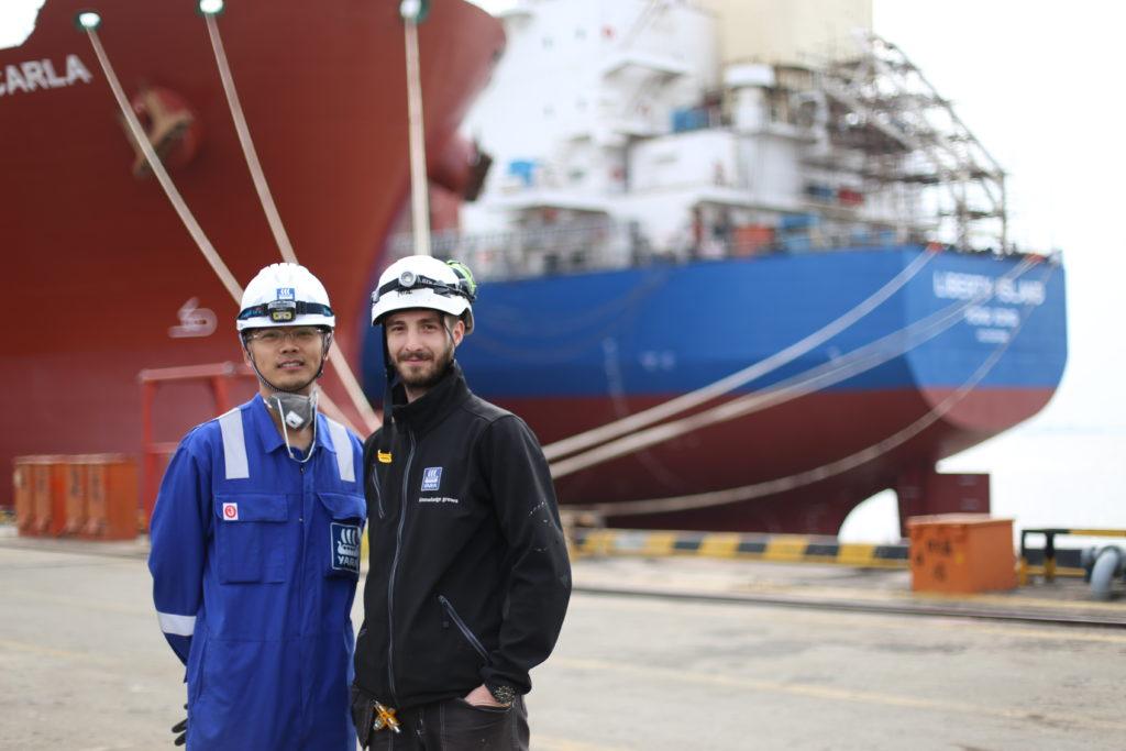 Yara Marine Engineers